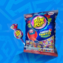 Chupas Pin Pop Sensations (Lollipop)