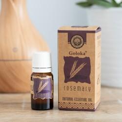 Óleo Essencial de Rosmaninho Goloka (Rosemary Natural Essencial Oil)