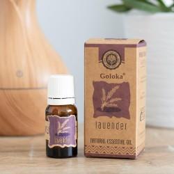 Óleo Essencial de Manjericão Goloka (Basil Natural Essencial Oil)