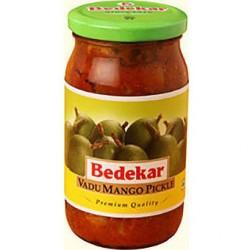 Achar de Manga Vadu Bedekar (Vadu Mango Pickle)