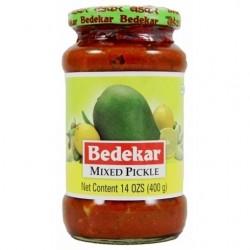 Achar Misto Bedekar (Mixed Pickle)