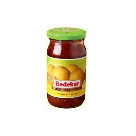 Achar de Lima Doce Bedekar (Lime Pickle Sweet)