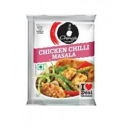 Especiarias Para Frango Piri-piri Ching's Secret (Chicke Chili Masala)