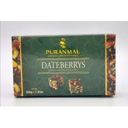 Doce Indiano Dateberrys Puranmal