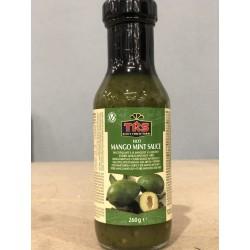 Molho Picante de Manga e Hortelã TRS  (TRS Hot Mango Mint sauce) 260g