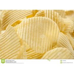 Far Far Popato Crinkles 200g (Massa Para Fritar)