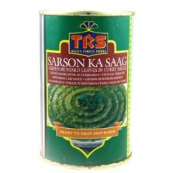 TRS Sarson ka Saag ( Green Mustard Curry)