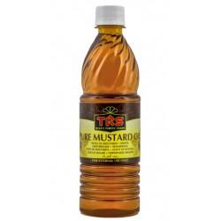 Óleo de Mostarda TRS (TRS Pure Mustard Oil)