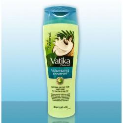Champô Hidratante de Coco Tropical Vatika (Vatika Tropical Coconut Shampoo)