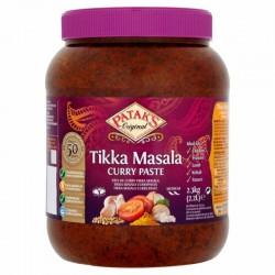 Pasta de Caril Tandoori Patak's (Tandoori Curry Paste) 2.5kg