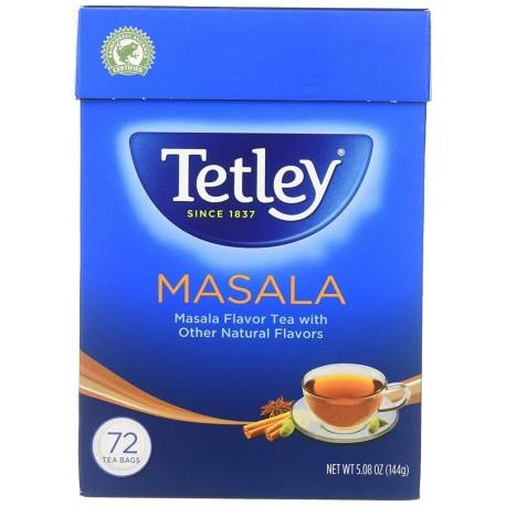 Chá  Especiarias 72 Saq Tetley (Tetly Masala Tea ) 144g