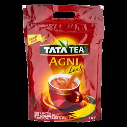 Chá Preto TATA AGNI  (TATA TEA AGNI) 1Kg