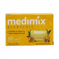 Sabonete MEDIMIX (Ayurvedic  Soap with Turmeric & Argan Oil) 125g