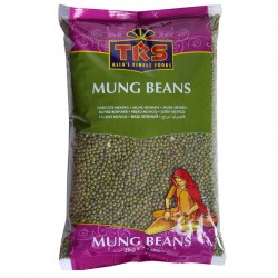 Feijão Mungo Inteiro TRS (TRS Moong Whole) 2Kg