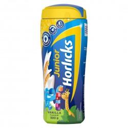 Horlicks Junior Vanilla( Bebida de Leite e Cereais com Baunilha Para Crianças) 500g