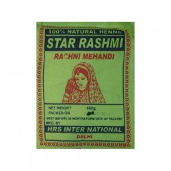Star Rashmi  Mehandi (Henna)  - 500g