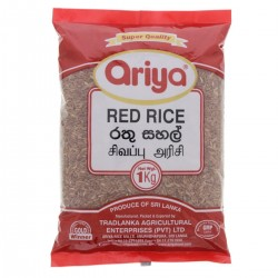 Arroz Vermelha ARIYA (Red  Rice) 1Kg