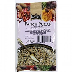 Panch Puran NATCO(Mistura de Especiarias em Grão) 100g