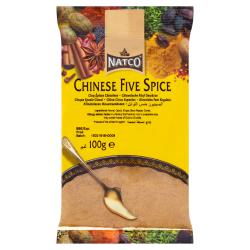 Chinese Five Spice Powder ( especiarias chinesas em pó) 100g