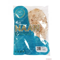 Pão Indiano Simples HEERA (Plain Naan)