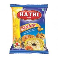 Farinha de Trigo para Naan HATHI  (Maida) 500g