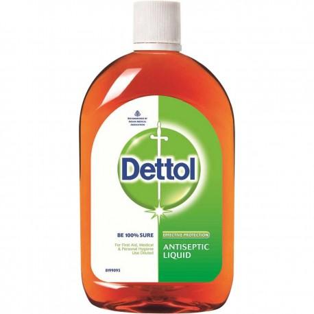 Dettol Líquido Antissético Desinfetante  (Anticeptic Liquid) 250ml