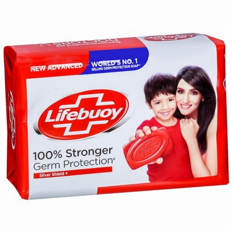 Sabonete Corporal Desinfetante Lifebuoy (Bath Soap)