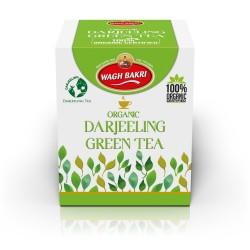 Wagh Bakri Organic Darjeeling Green Tea (Chá Verde) 100g