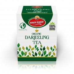 Wagh Bakri Organic Darjeeling Tea (Chá Preto) 100g
