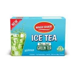 Wagh Bakri Ice Tea Khus & saunf 10saq (Chá Frio c/Khus e Funcho) 200g