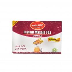 Wagh Bakri Instant Masala Tea (Chá Instantaneo Especiarias) 140g