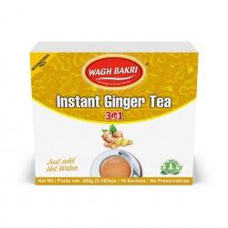 Wagh Bakri Instant Ginger Tea (Chá Instantaneo Gengibre)