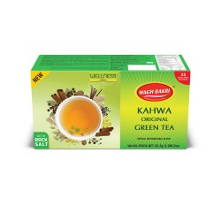Wagh Bakri Green Tea Kahwa Original (Chá Verde)