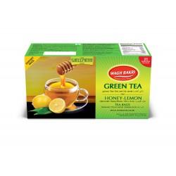Wagh Bakri Green Tea Honey Lemon (Chá Verde Mel e Limão)