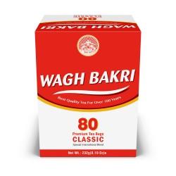 Wagh Bakri Premium Tea Classic (Chá Preto) 80 saq