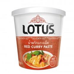 Pasta de Caril Lotus (Red Curry Paste)