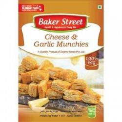 Baker Street Pastel Aperitivo (Cheese and Garlic Munch Bites)