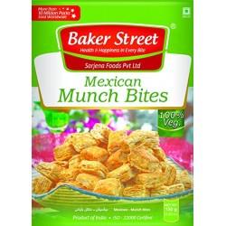 Baker Street Pastel Aperitivo (Mexican Munch Bites)