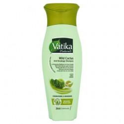 Vatika Wild Cactus (Shampoo de Cactos Contra Queda do Cabelo)